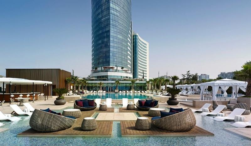 Tavros Yatırım Holding Hyatt Regency Istanbul Atakoy